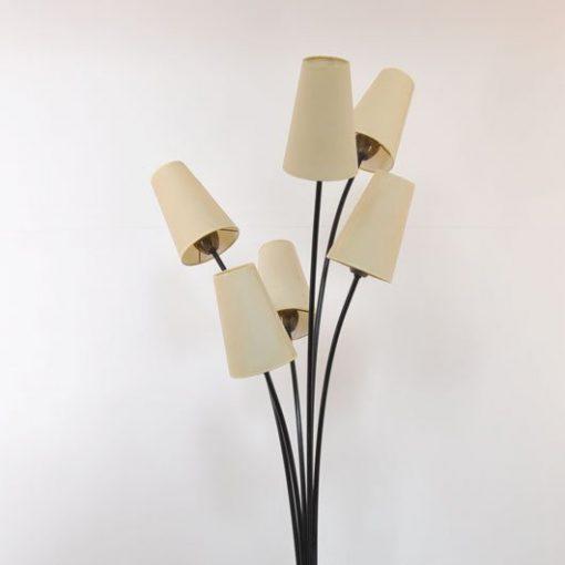 WD32- Staande lamp met TL verlichting, jaren 60 – Alta Design ...