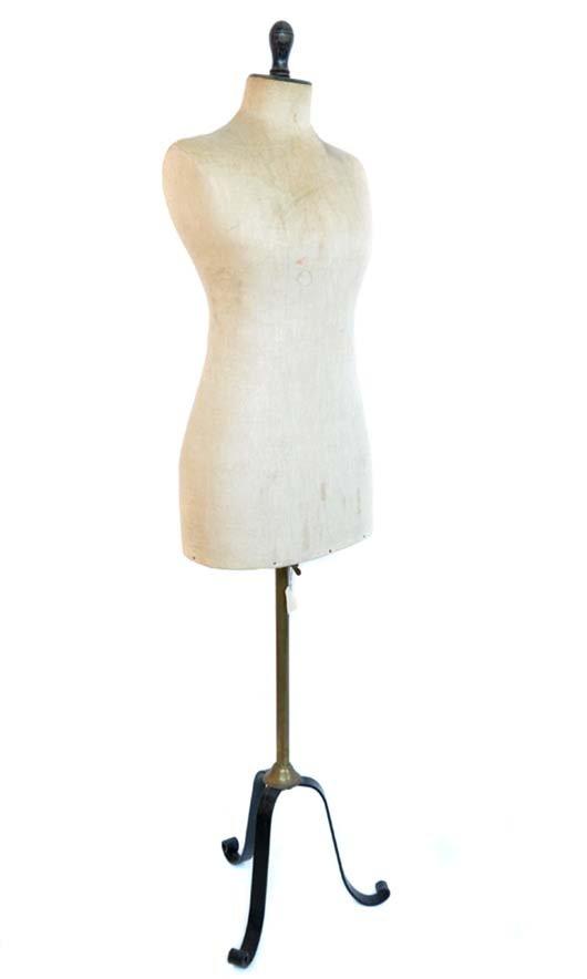 Beste VH13 – Mannequin- Paspop- jaren 30-40 – Alta Design – vintage WD-74