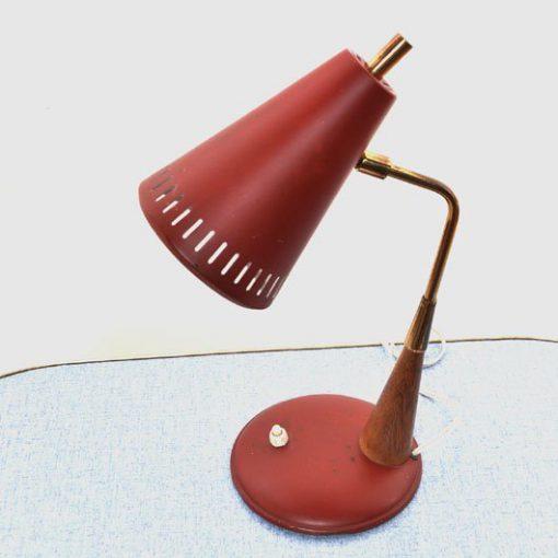 WC01- Jaren 50 tafellamp