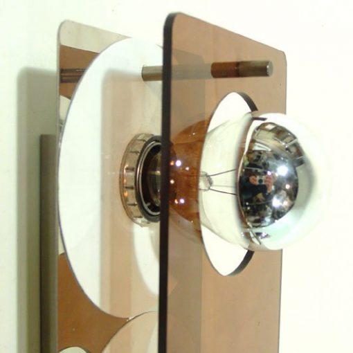 VB01 - Wandlamp, perspex- Raak - VERKOCHT