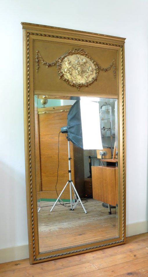 WE04-Antieken Spiegel-1900