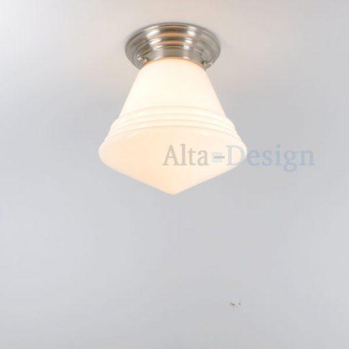 07.Schoollamp Klein, houder afgerond - Gratis verzending