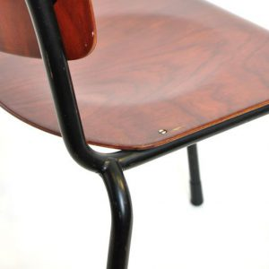 VB05 Gispen stoelen TH Delft model - 6 stuks VERKOCHT