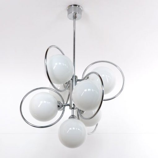 VB06- Saturnus Spoetnik lamp VERKOCHT