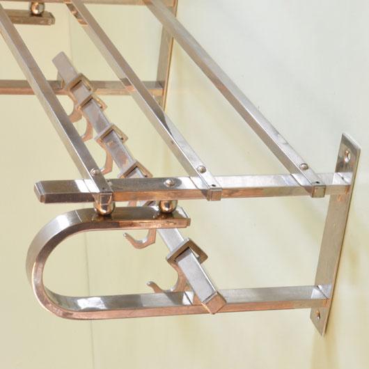 TM41/WD07 - Art deco Kapstok Apart klein model VERKOCHT