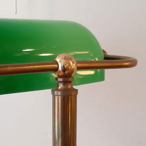 SL08 - bankierslamp - Notarislamp - VERKOCHT