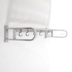 SL09 - Kapstok Aluminium -Jaren 50