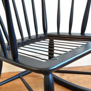 WG10. Schommelstoel- Borge Mogensen- Rocking Chair