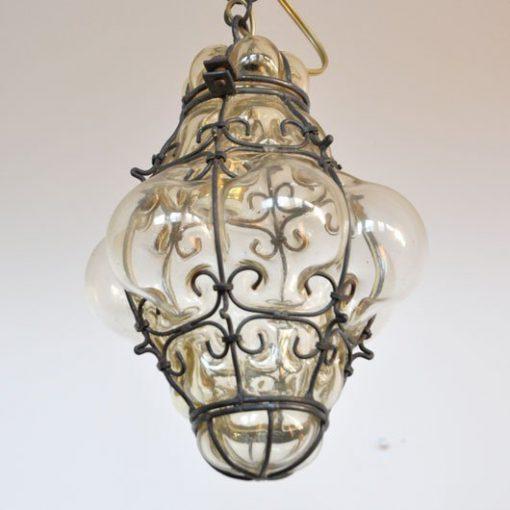 TM12- Murano lamp jaren 40/50 VERKOCHT