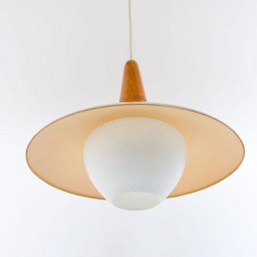 VG12 - Philips lamp jaren 50-60 VERKOCHT