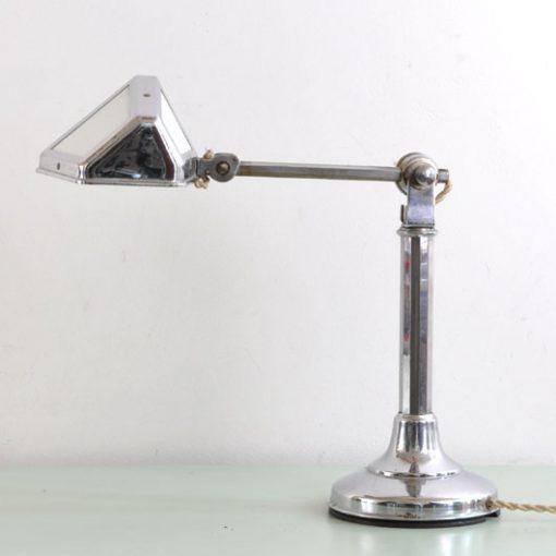 WF12. Art Deco Pirouette lamp VERKOCHT