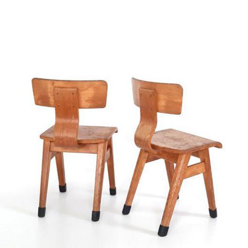SL13 - Kinderstoeltjes - Jaren 60