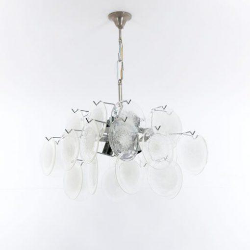 TE13 - Vistosi Disk lamp - Schijven - Fixture pendant