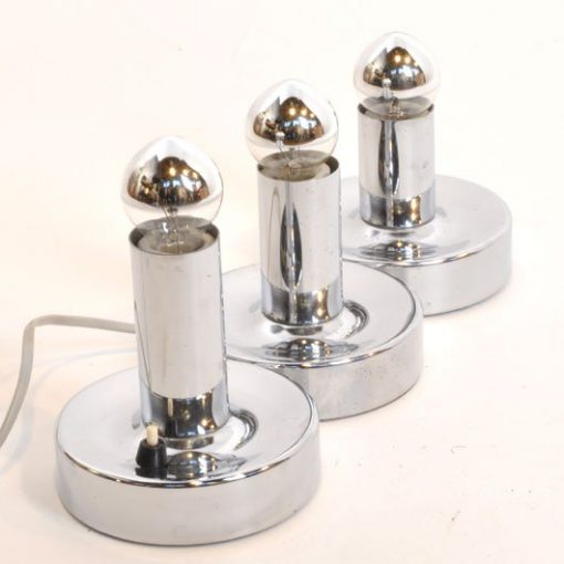 XA14. Space age tafellamp