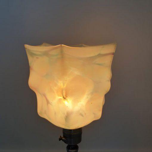 SF15 - Franse Art Deco Tafellamp