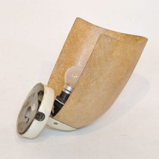 WL15- Philips wandlamp - fiberglas- vezelglas