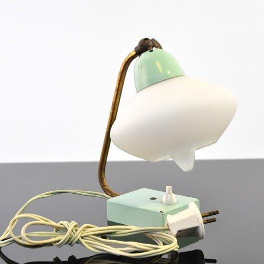 VB16 Jaren 50 tafellampje VERKOCHT