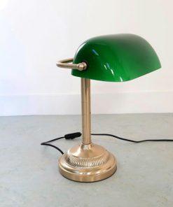 SF16 - Bankierslamp - Notarislamp -VERKOCHT