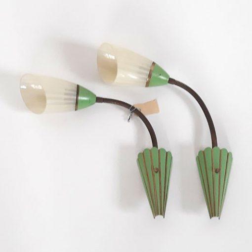 SL18 - Wandlampen - jaren 50