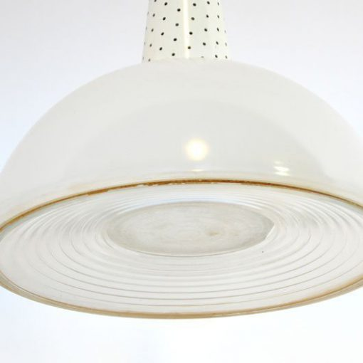 VB19 - Holophane pendant lamp -attr. Mategot