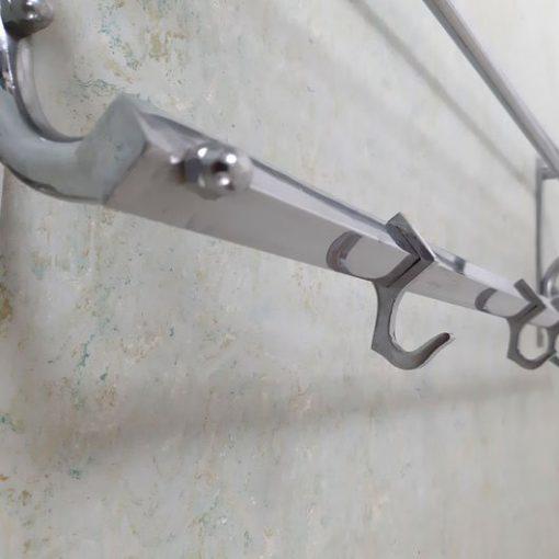 SG19 - Art Deco Wand kapstok - VERKOCHT