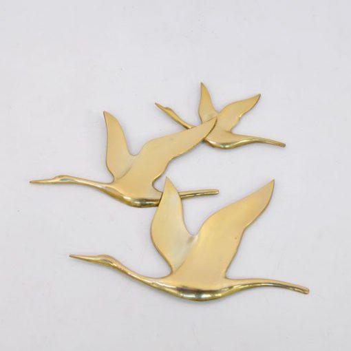 TD19 – Vogels – Mid modern – Hollywood Regency stijl -Birds