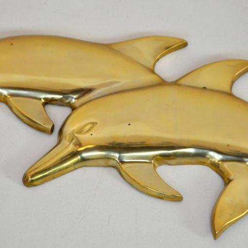 TD20 – Dolfijnen – Mid modern – Hollywood Regency stijl