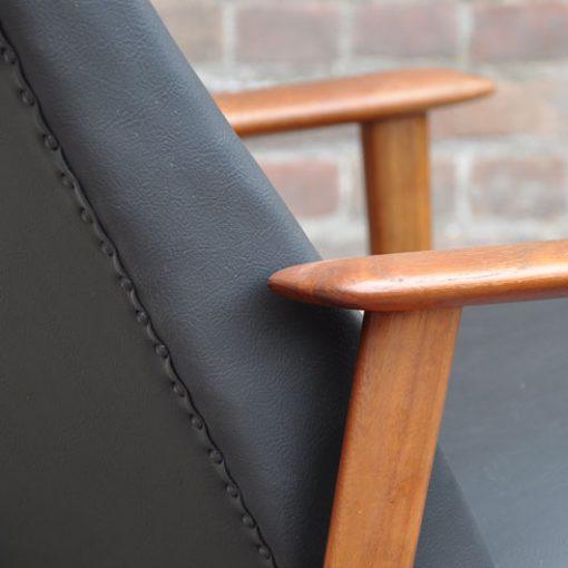 WF20. Webe fauteuil(attr.)- VERKOCHT
