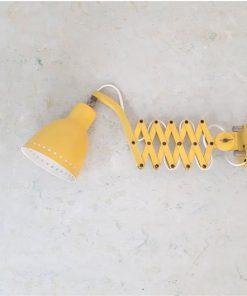 RM20 - Wandlamp -Scissor- HALA - Busquet- Harmonica Wandlamp