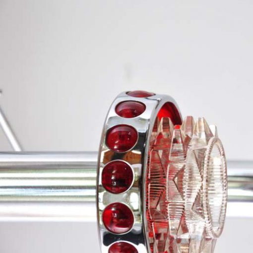 VG20 - Jaren 70 - glazen kappen