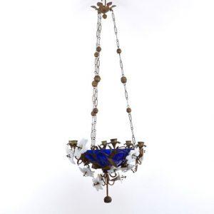TD21 -Kaarsen lamp – Kerklamp – Godslamp