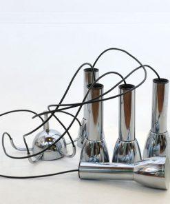 TG21 - Cascade lamp jaren 70 - VERKOCHT