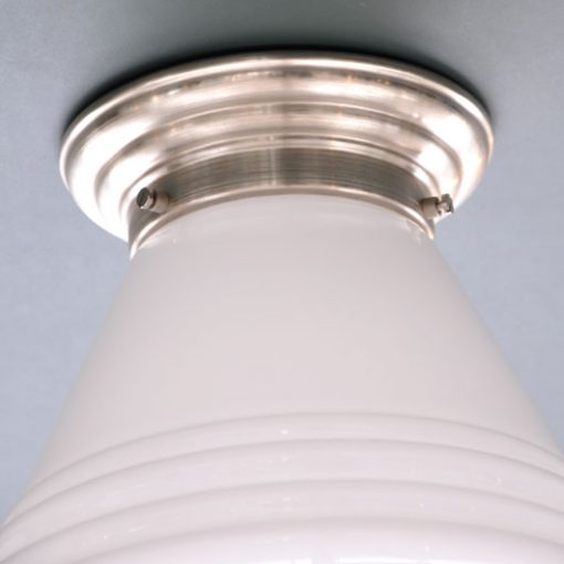 09.Schoollamp Medium- houder afgerond - Gratis verzending