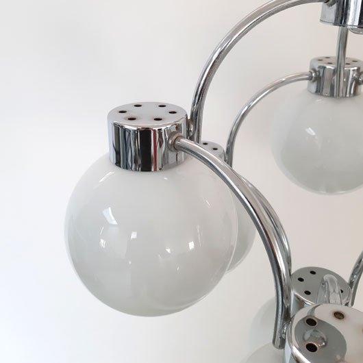 RM22 - Boulanger - Space age - glazen bollen