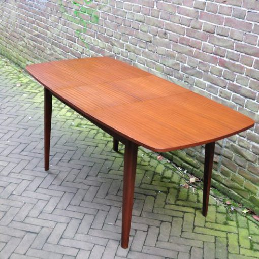 TM22 Eettafel ELMA jaren 50