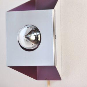 TD22 - Seventies wandlampje - Jaren 70's