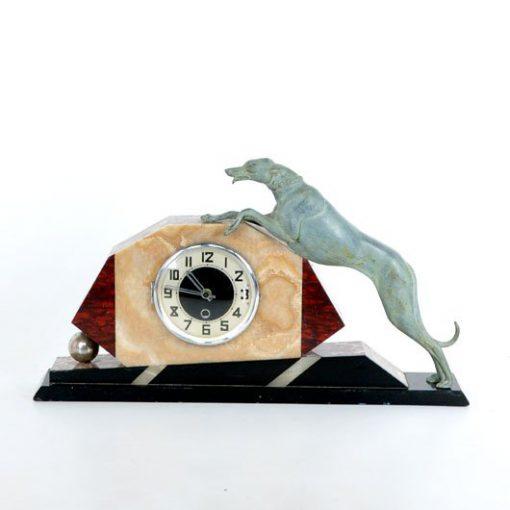 TD23 -Art Deco Klok