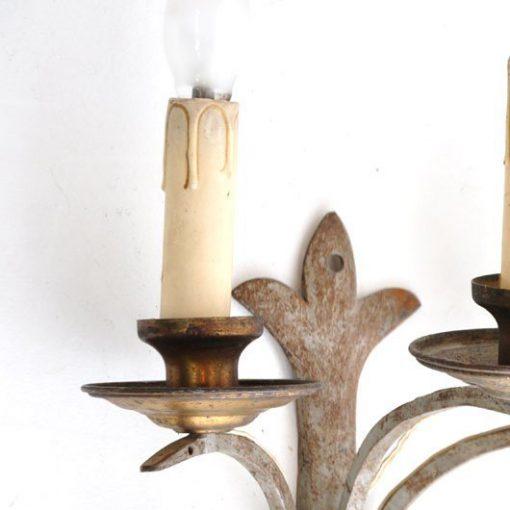 VF23 Sierlijke stoere wandlampen