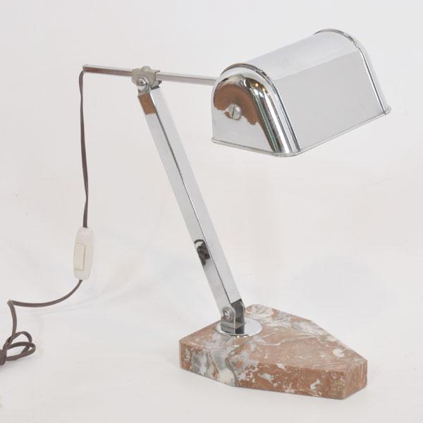XA07- Tafellamp van het Franse PIROUETT VERKOCHT