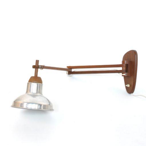 VL24 - Scharnierlamp 60's - Schaarlamp -VERKOCHT