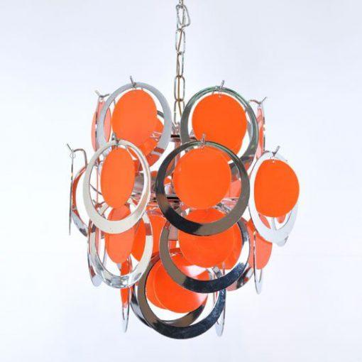 WC24- schijvenlamp 1970