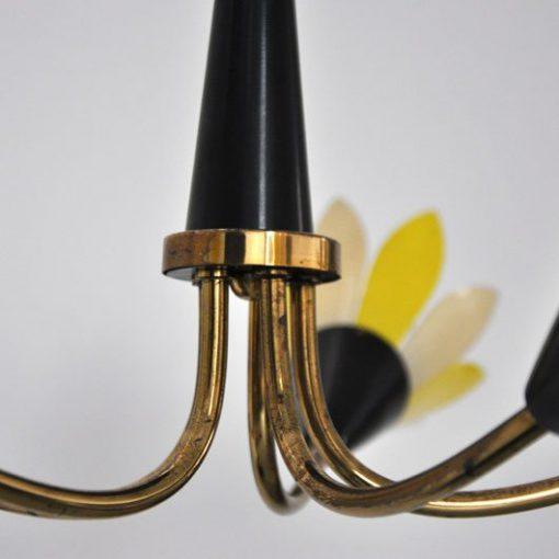 RM24 - Spriet lamp jaren 50 - VERKOCHT