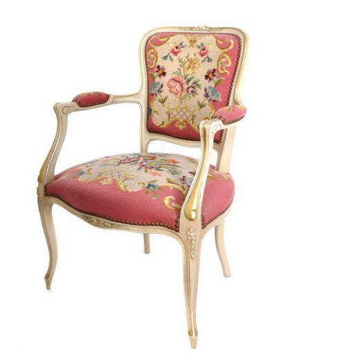 VD25 Barok stoel Fauteuil