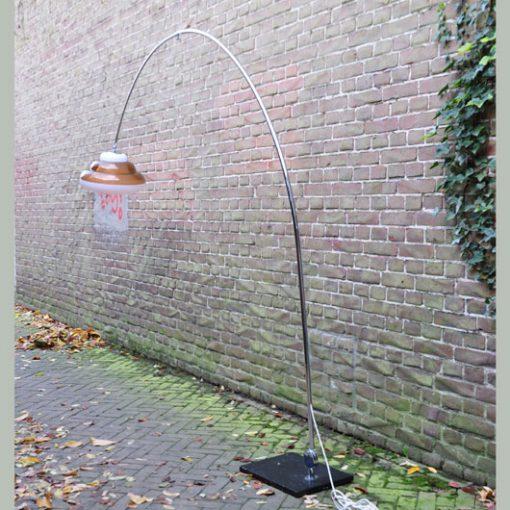 WB25 booglamp arc lamp-vintage VERKOCHT