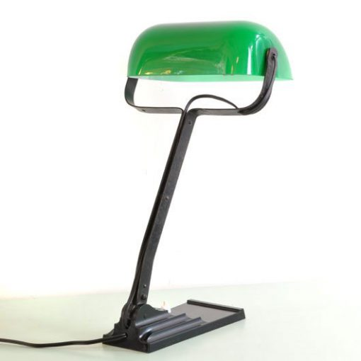 WF25- ERPE Bankierslamp Notarislamp VERKOCHT