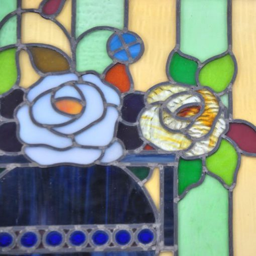 TD25 - Glas in Lood - Stained Glass - VERKOCHT