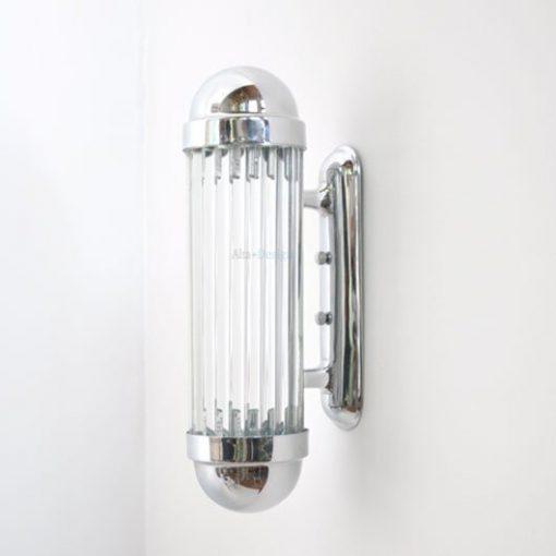 265. Astoria Kapperslamp glasstaven – Gratis verzending