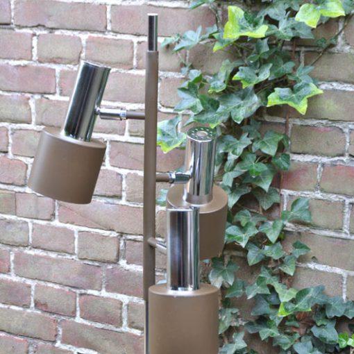 WC25- Staande lamp jaren 70