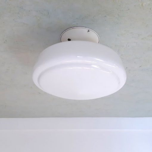 RN26 - Philips Plafondlamp Jaren 30 -ART DECO -VERKOCHT