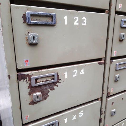 SF26 - Archiefkast - Locker -VERKOCHT
